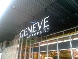 Geneva Airport ski transfers