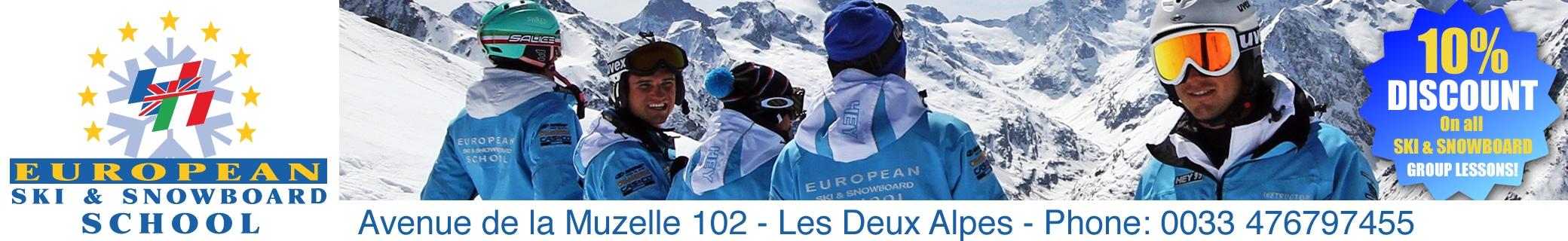 Les Deux Alpes Ski School