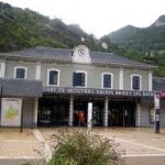 Moutiers Bus Station