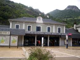 Moutiers Gare Routiere Bus Station