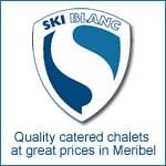 Ski Blanc Meribel Chalets