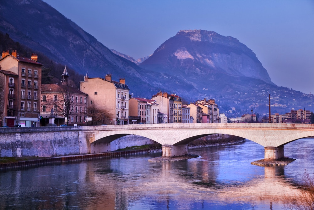 Grenoble Airport to City Centre