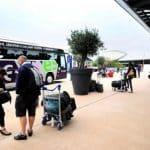 Ben's Bus Stop Lyon Airport