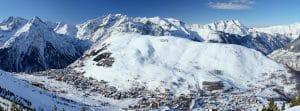Grenoble Airport to Les Deux Alpes