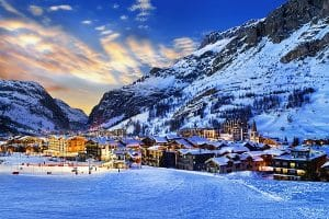 Lyon Airport to Val d'Isere Transfers