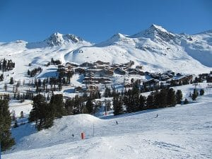 Transfers to La Plagne