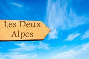 Les Deux Alpes Transfer Bus
