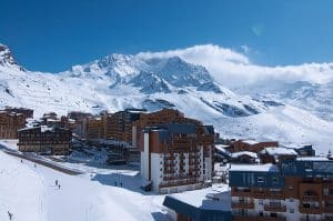 Val Thorens Transfer Bus