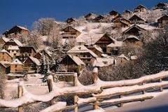 Ski Accommodation in French Alps