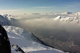 French Alps Air Pollution