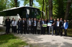 Ben's Bus Grenoble Airport Drivers