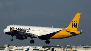 Monarch Cease Trading