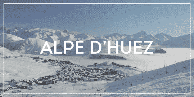Lyon Airport to Alpe d'Huez Transfers