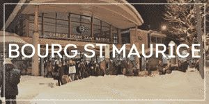 Bourg St Maurice Transfers
