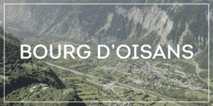 Bourg d'Oisans Transfers