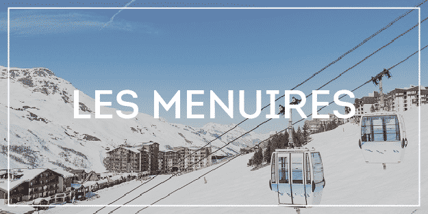 Grenoble Airport to Les Menuires Transfers