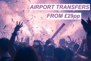 Rise Festival Airport Transfers 2019