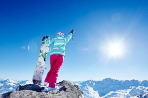 Good News for Skiers