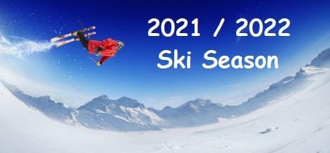 2021 2022 Ski Season