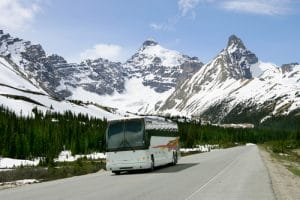 Shared Transfers Reduce Carbon Footprint